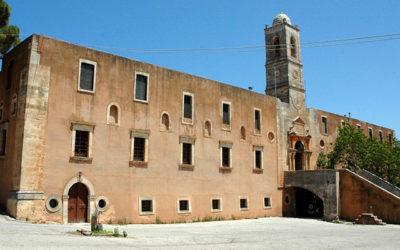 Musée du monastère d'Agia Triada Tsangarolon
