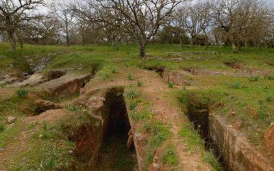 Υστερομινωϊκό νεκροταφείο Αρμένων