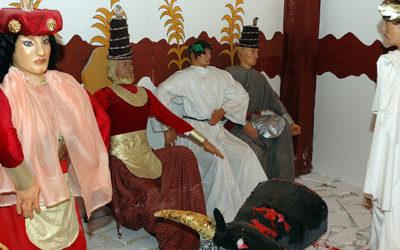 Μουσείο Κέρινων Ομοιωμάτων Ποταμιάνου