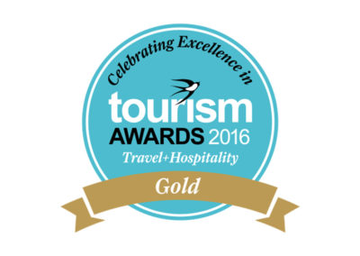 Gold Award, Tourism Awards 2016