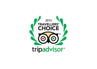 3rd in TripAdvisor Travelers Choice Awards