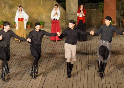 Χοροί και Πανηγύρια