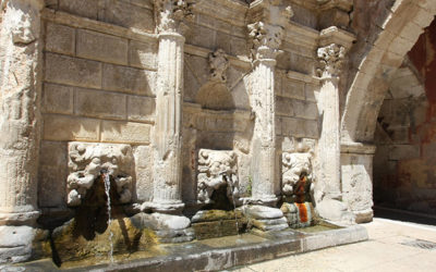 Fountains of Kritsa