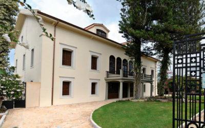 La maison d'Eleftherios Venizelos
