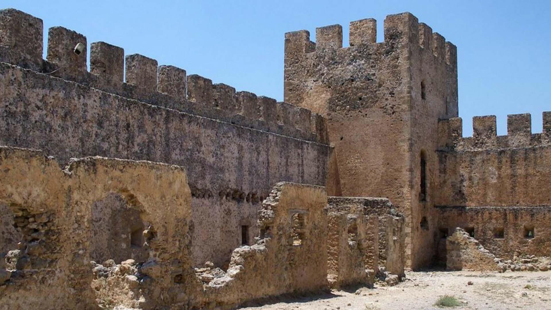 Φρούριο Φραγκοκάστελλου