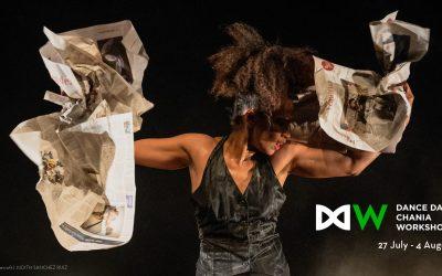 Dance Days Chania 2020   27 Ιουλίου – 4 Αυγούστου-Με την συνδιοργάνωση της Περιφέρειας Κρήτης